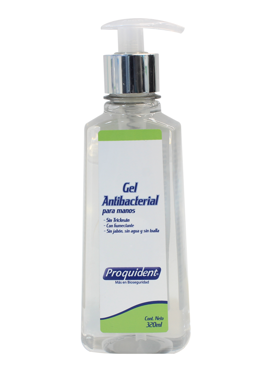 Gel Antibacterial (320mL)