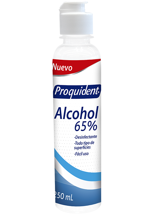 Alcohol 65 % 250mL